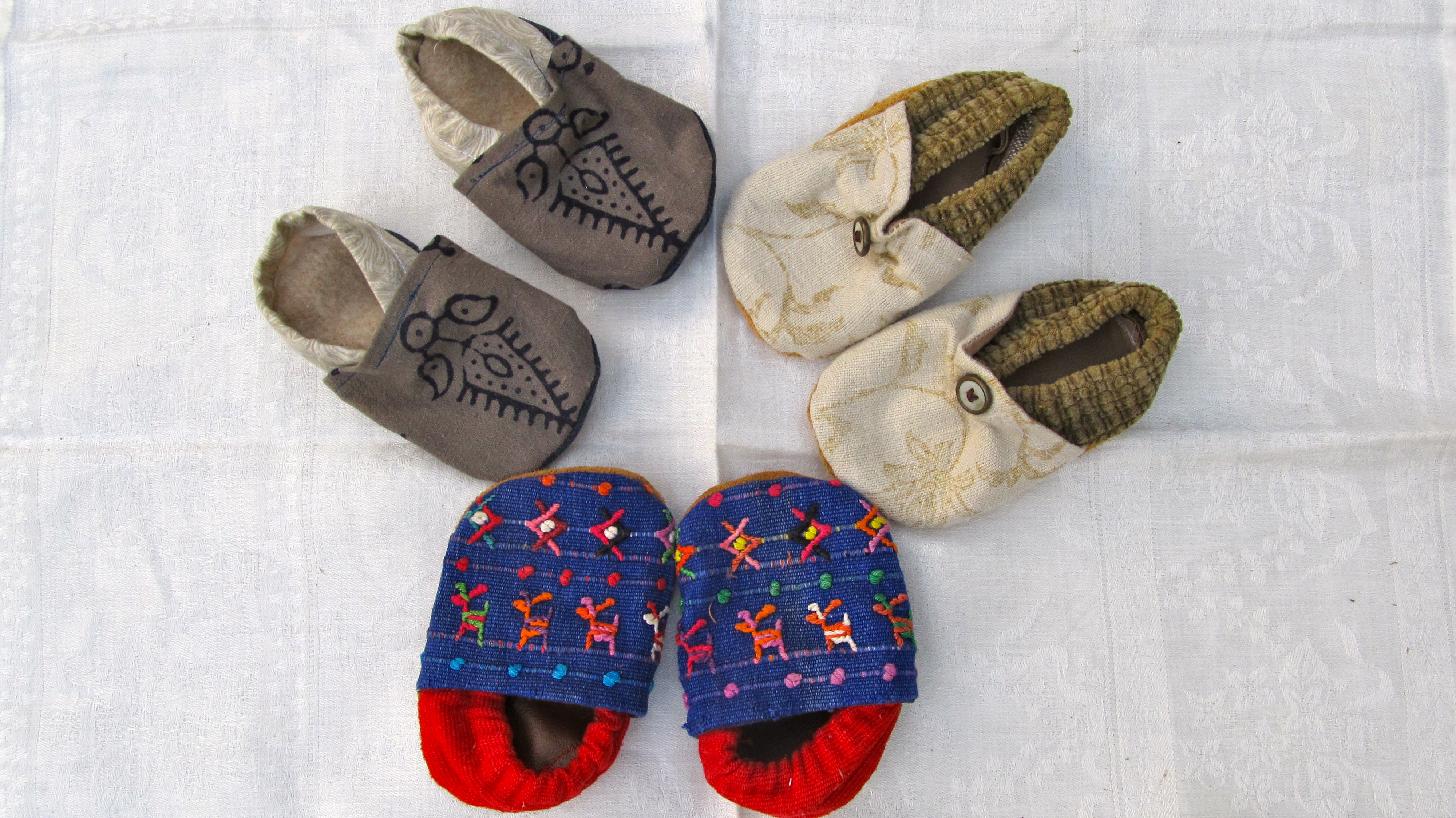 Baby Shoes! | Folk Haven