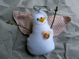Handmade Christmas Tree Ornaments Folk Haven