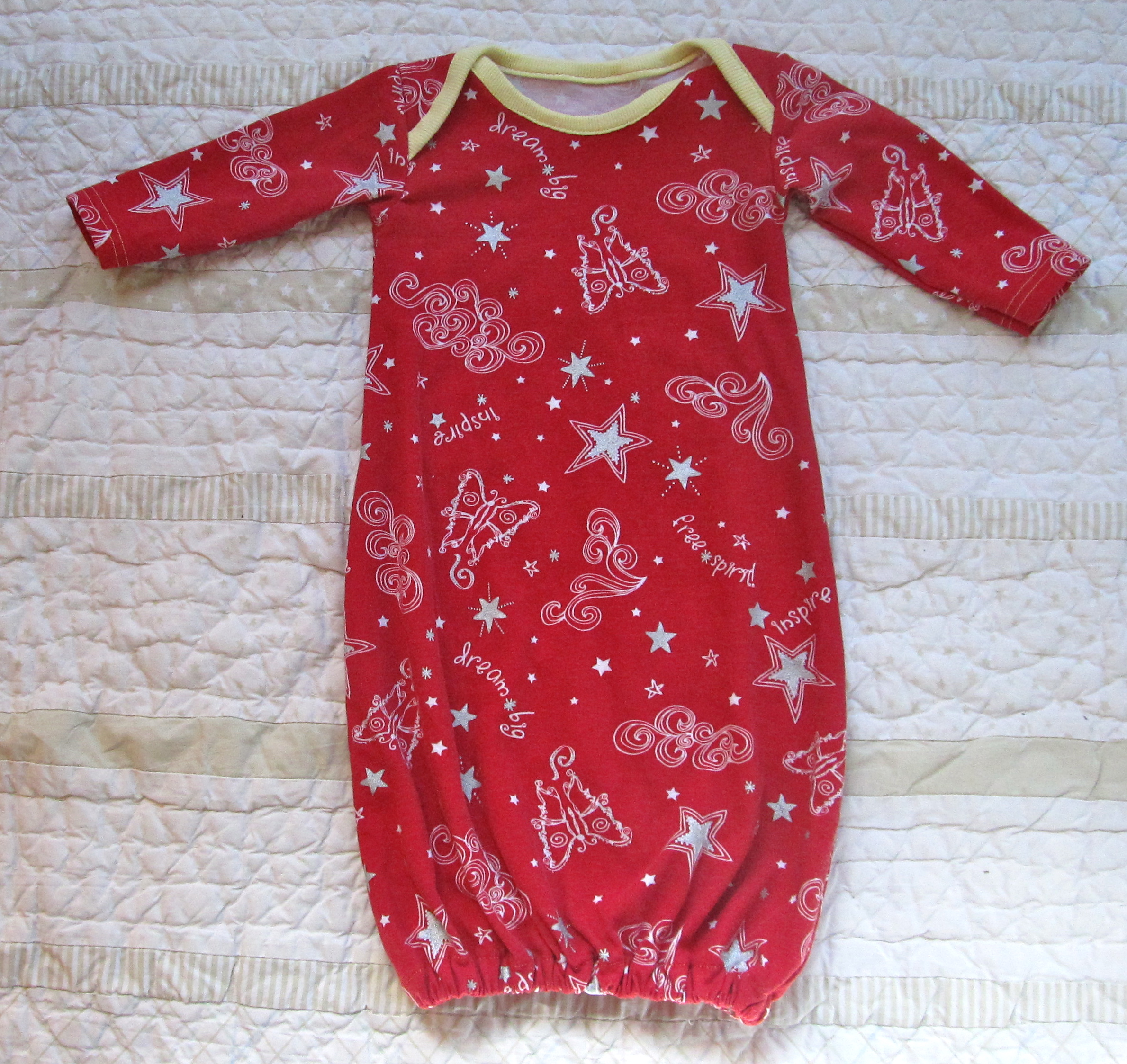 Baby Nightgown | Folk Haven