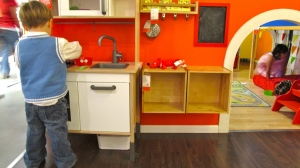 Play Kitchen at IKEA