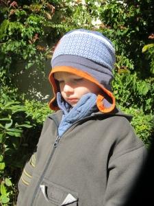 Eli's Pocoyo hat