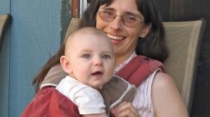 Mam and Zoe