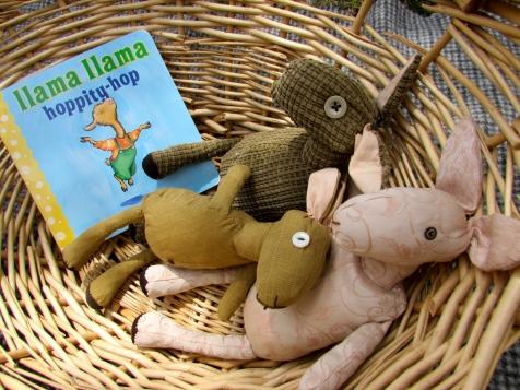 llama rag dolls 2